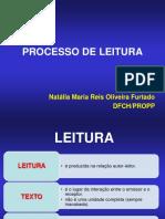 o Processo de Leitura
