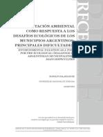 COMO RESPUESTA A LOS DESAFIOS ECOLOGICOS.pdf