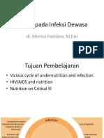 Nutrisi Pada Infeksi Dewasa