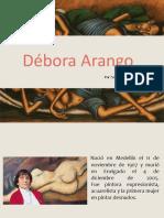 Unidad 6 Débora Arango - Sofía Ocampo Amad
