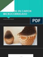 ESCULTURAS EN CARTON MICROCORRUGADO.pptx