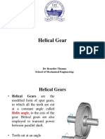 WINSEM2018-19 MEE4007 ETH MB310A VL2018195003564 Reference Material I Helical Gears Fundamental