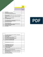 Audit Program Financial