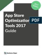 App Store Optimization Tools for begineers.pdf