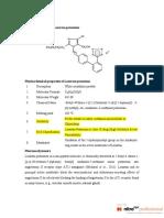 Losartan Potassium Profile