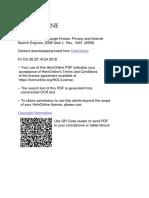 OmerTeneWhatGoogleKnowsPr.pdf