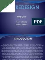 HRM PowerPoint Presentation( Job Redesign)