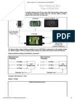 Navitron Systems Ltd - Step Interface Box Type NT925SIB