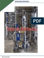 Redes de distribución para vapor