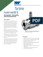 Db Turbine Sa Series