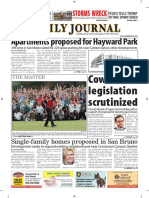 San Mateo Daily Journal 04-15-19 Edition