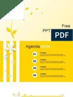 Beautiful-Yellow-Flower-PowerPoint-Templates.pptx