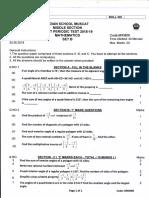 Class 8-Maths-Set B