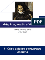 A Imaginação a Arte e Vida Cristã