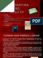 La Literatura Del Siglo