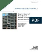 Seismic Design of SMFs