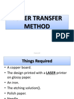Toner Transfer Method_pcell_PCB making