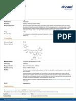 Tunicamycin ab120296 - Abcam