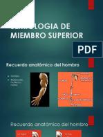 Semiologia Del Miembro Superior