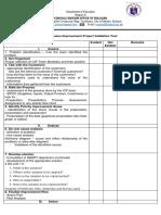 CIP Validation Tool