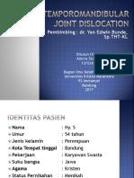 BST - TMJ Disorder.pptx
