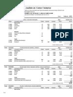 03.01 Analisis de Costos Unitarios Camara de Bombeo de Desague y Linea de Impulsion