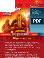 Fire Fighter Presentation