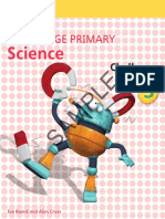 Cambridge Primary Science Challenge 3 Sample