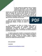 AULA 02 - Plano de Contas e Sistemas de Contas - VEMCONCURSOS