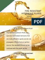 Fire retardant hydraulic fluids.pptx