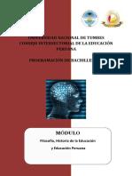 5__  filosofia E HISTORIA de la educacion 5  modulo.docx