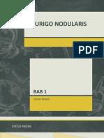 PRURIGO NODULARIS