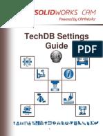 Techdb Settings Guide