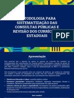 4. Metodologia - Sistematização Consultas Públicas VALIDADO