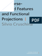 Cruschina - 2012 - Discourse-Related Features and Functional Projections.pdf