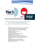 Telco in a Box Opportunity v3