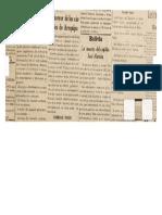 El Deber [30 Jan 1917] 3 El Horror de Las Carceles de Arequipa