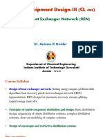 PED-III_Heat Exchanger Networks_AK Golder (1).pdf