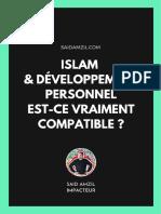 Islam et Développement Personnel