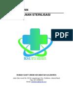 PEDOMAN PELAYANAN UNIT STERILISASI tgl 29012019 NEW.docx