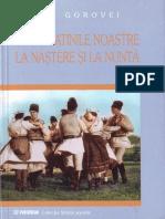 Artur Gorovei - Datinile nostre la nastere si la nunta [pdf].pdf