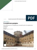 La arquitectura panóptica _ Blog Seres Urbanos _ EL PAÍS