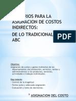 6. Costos ABC
