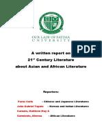 A written report on.docx