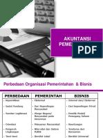 Akuntansi Sektor Publik Pemerintahan 26042018