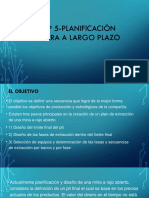 Cap 5-Planificación Minera a Largo Plazo