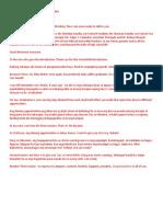 Hindi Natitinag Ang Pusong Pilipino (Prepared Text)