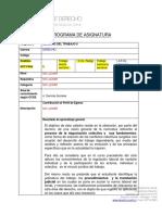 Programa Derecho Laboral II 2019 CHM FORMATO 1 344963