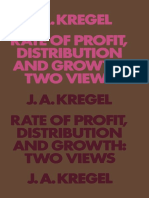 J. A. Kregel (auth.) - Rate of Profit, Distribution and Growth_ Two Views-Palgrave Macmillan UK (1971).pdf