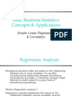 K_PPT- Simple Regression and Correlation